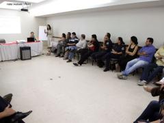 Pâmela Alves palestra em evento promovido pela de Prefeitura de Jaboatão